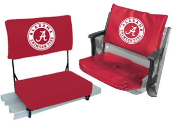 Awe Inspiring Crimson Tide Seats Ibusinesslaw Wood Chair Design Ideas Ibusinesslaworg